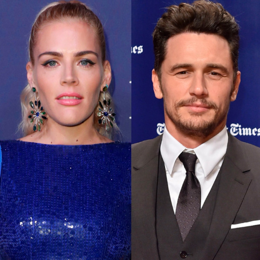 Busy Philipps Says James Franco Pushed Her On Freaks And Geeks Set E Online