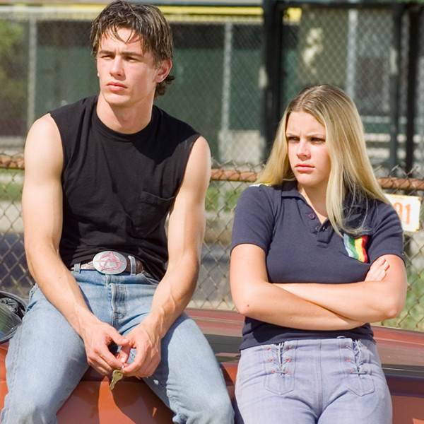 Busy Philipps, James Franco, Freaks and Geeks