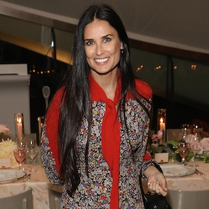 Demi Moore, goop London