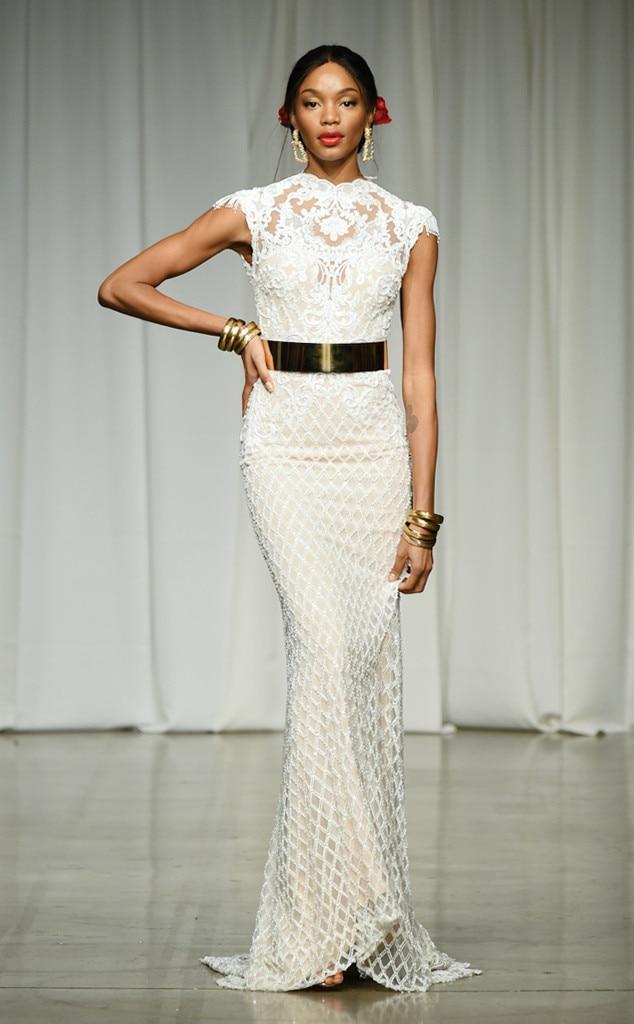 ESC: Best Looks Bridal Fashion Week, Julie Vino