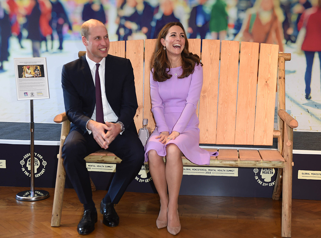 Prince William, Kate Middleton, Mental Health Summit