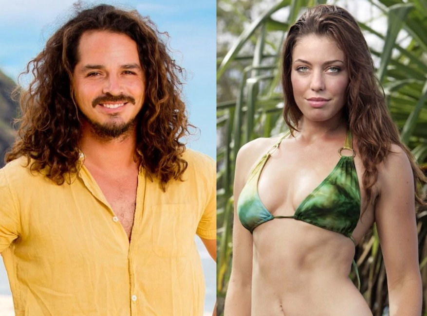 are amanda and ozzy from survivor still dating