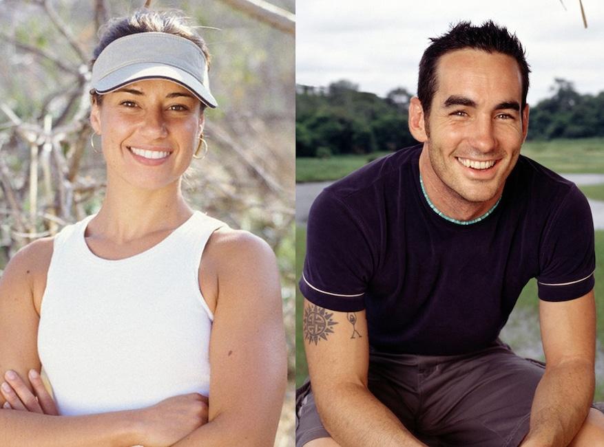 Survivor Couples, Alex Bell, Kim Powers