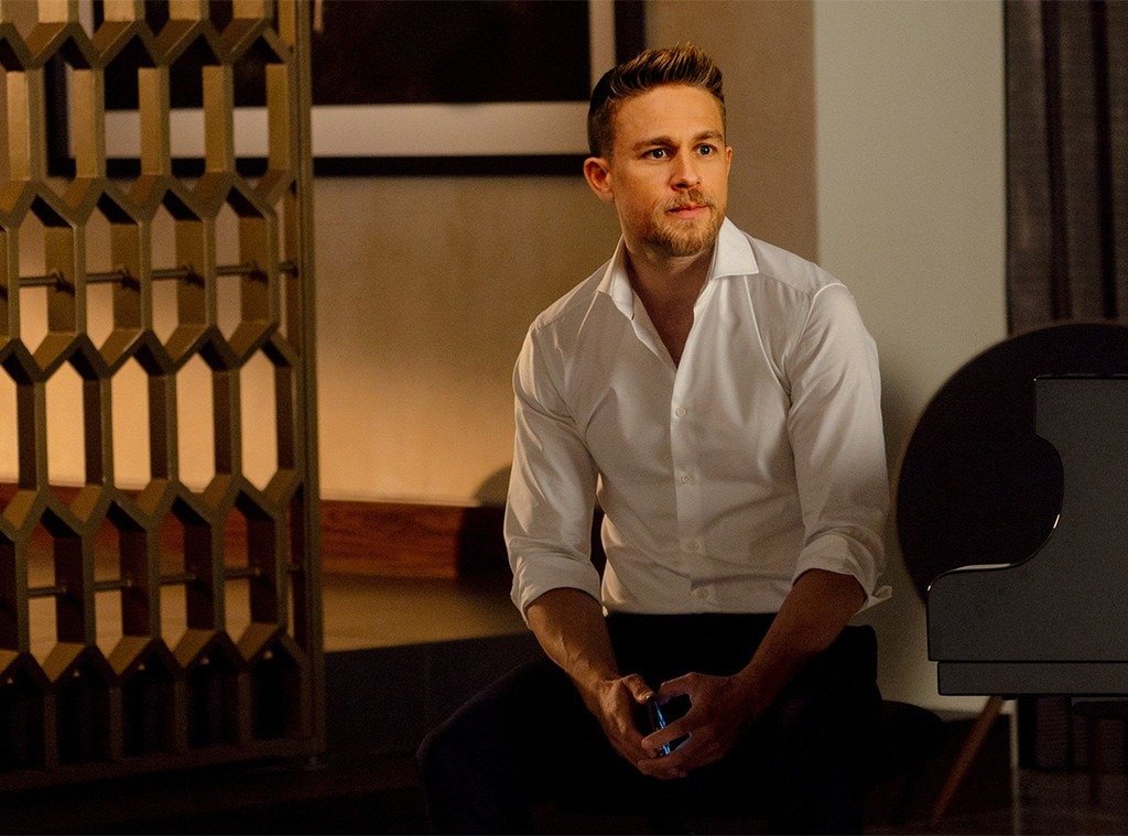 Remember When Charlie Hunnam Was Christian Grey E Online
