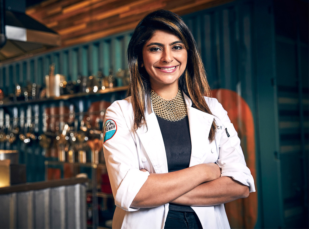 Fatima Ali, Top Chef
