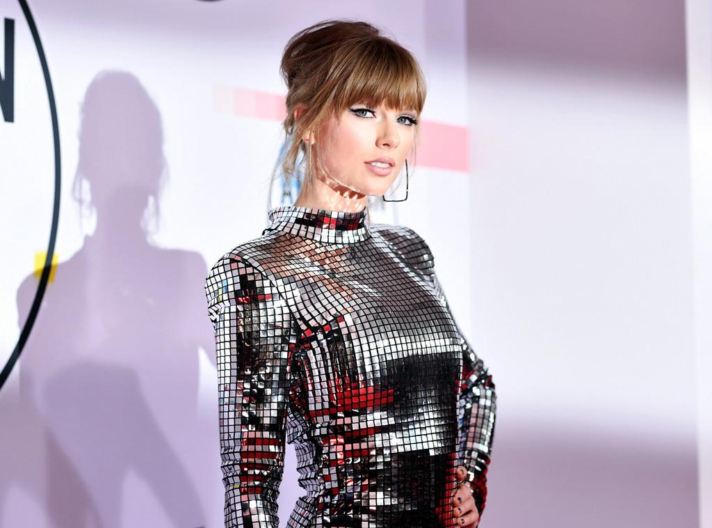 Taylor Swift, 2018 American Music Awards, 2018 AMA's