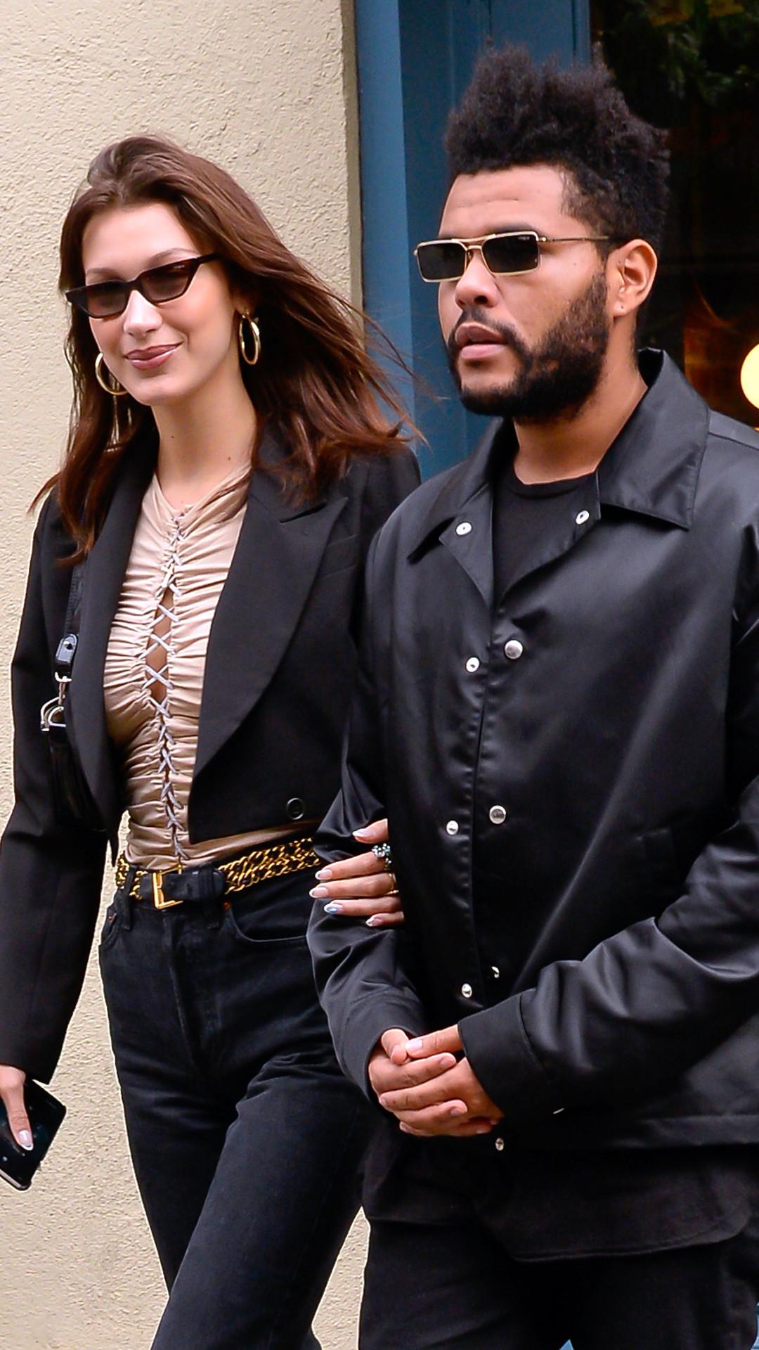 Bella Hadid, The Weeknd