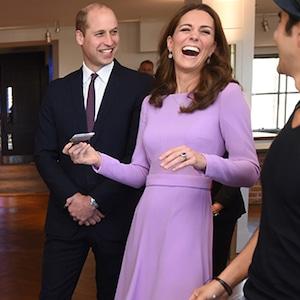 Kate Middleton, Prince William, Mental Health Summit, Painting