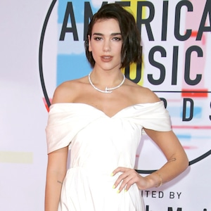 Dua Lipa, 2018 American Music Awards, 2018 AMA's