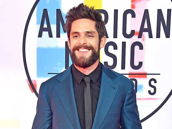 Thomas Rhett and Other Stars Perform at Richard Weitz's Star-Studded Zoom Party