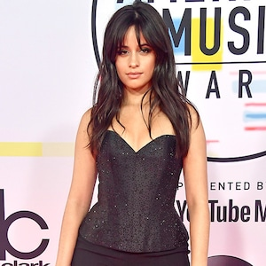 Camila Cabello, 2018 American Music Awards, 2018 AMA's
