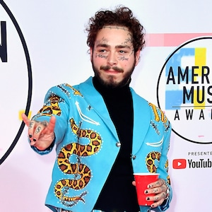 Post Malone, 2018 American Music Awards, 2018 AMA's