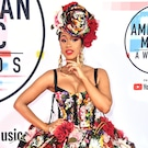 2018 American Music Awards Red Carpet Fashion