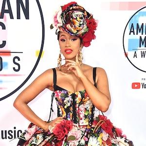 Cardi B, 2018 American Music Awards, 2018 AMAs