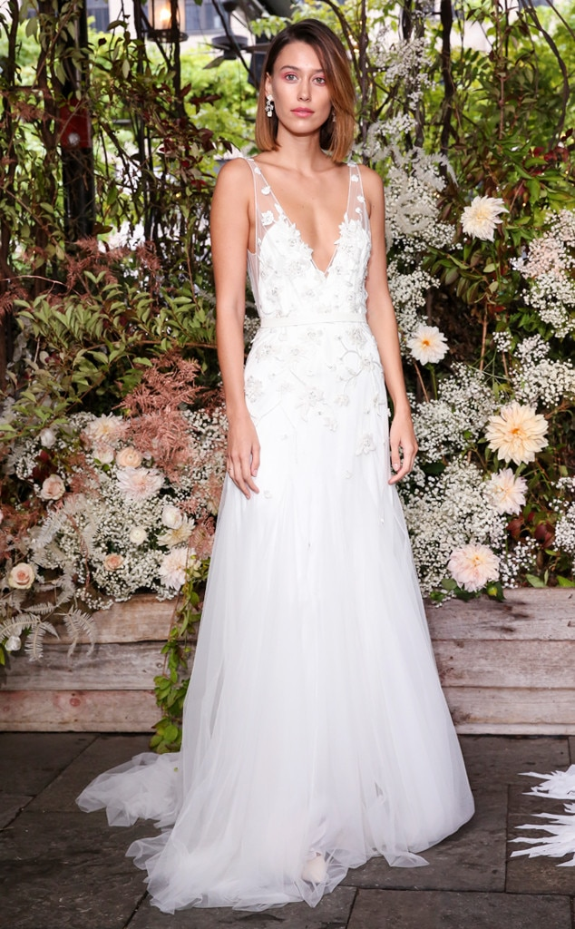 ESC: Best Looks Bridal Fashion Week, Alexandra Grecco