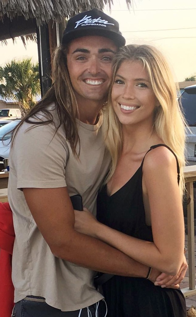 Jenna Bowman, Sebastian Noel, Survivor Couples