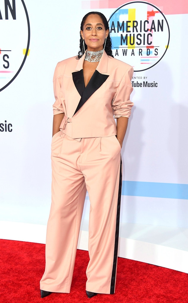 Tracee Ellis Ross, 2018 American Music Awards, 2018 AMA's