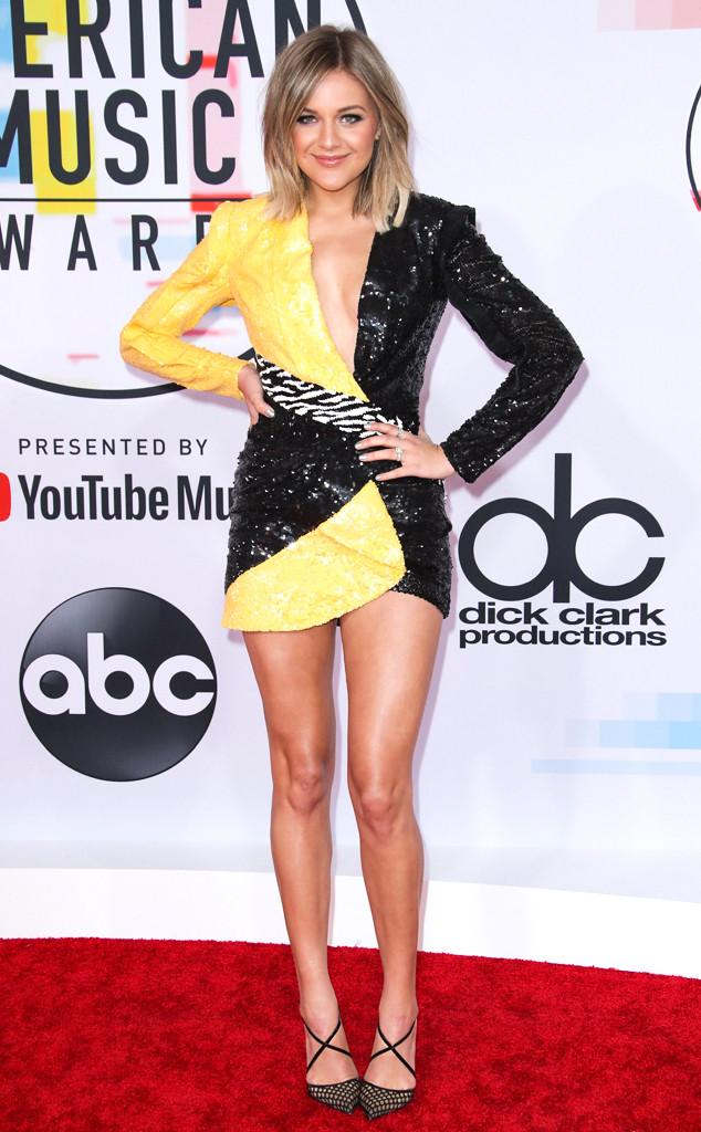 Kelsea Ballerini, 2018 American Music Awards, 2018 AMA's