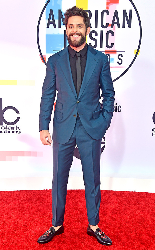 Thomas Rhett, 2018 American Music Awards, 2018 AMAs