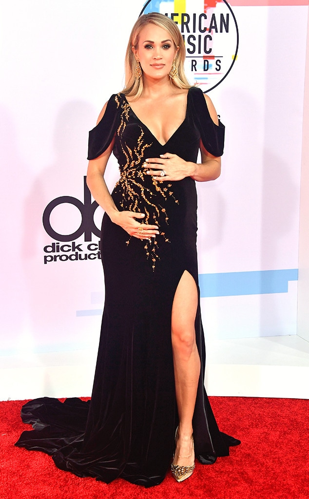Carrie Underwood, 2018 American Music Awards, 2018 AMAs