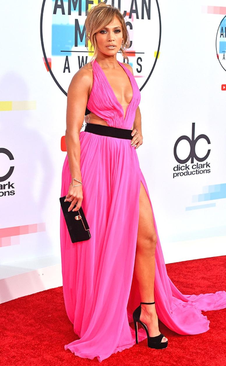 Jennifer Lopez, 2018 American Music Awards, 2018 AMAs