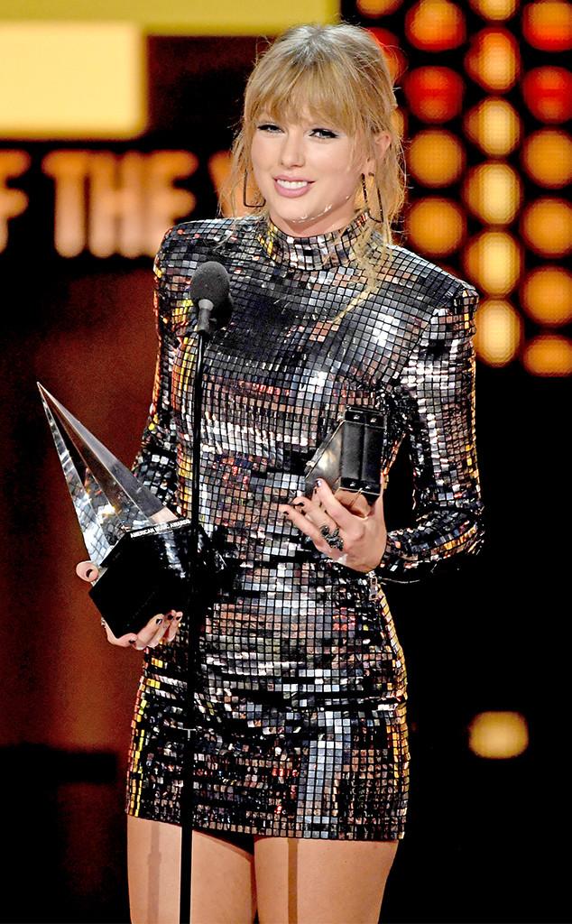 Taylor Swift, 2018 American Music Awards, 2018 AMA's, Winner
