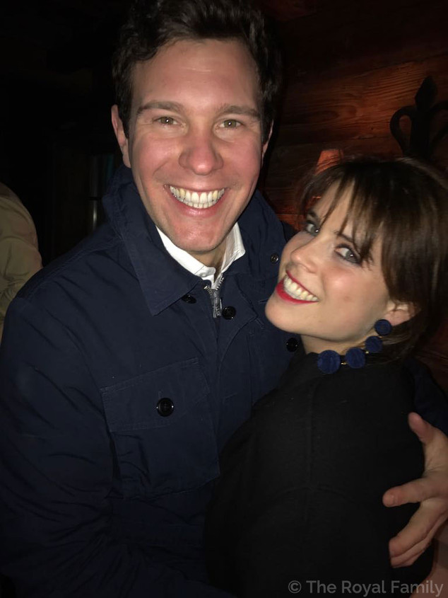 Princess Eugenie of York, Jack Brooksbank