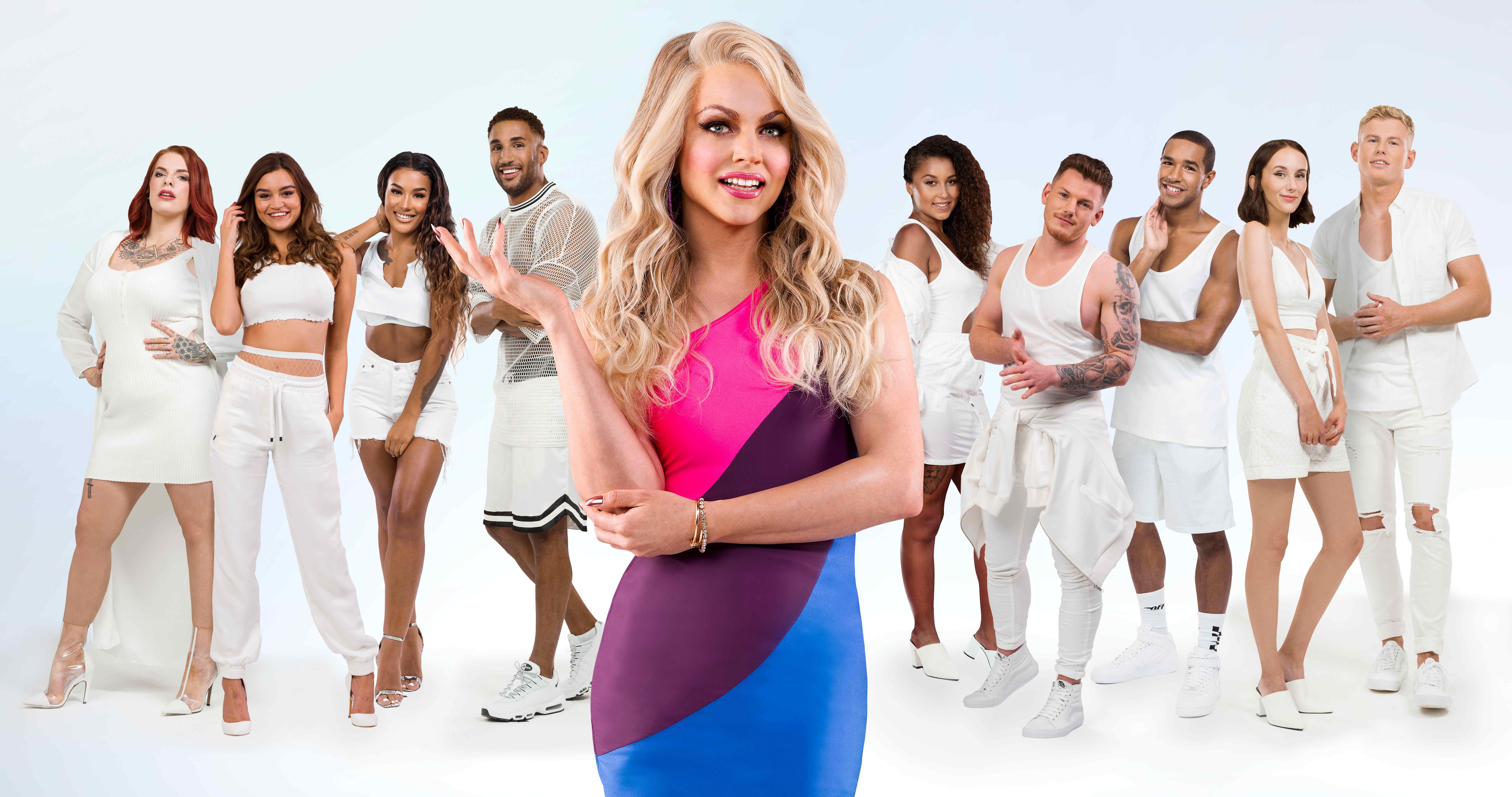 Meet the Cast of The Bi Life | E! News UK