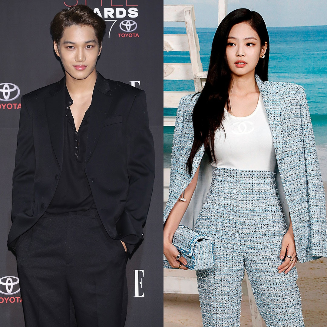 Just In Exo S Kai And Blackpink S Jennie Have Broken Up E Online Ap