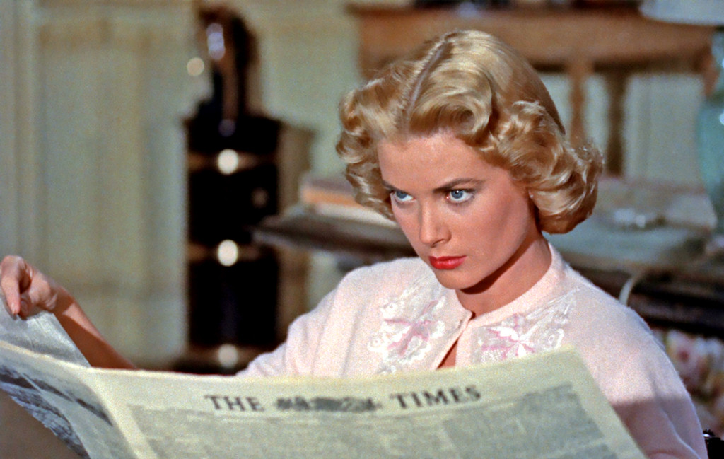 Grace Kelly, Scandal, Dial 'M' for Murder