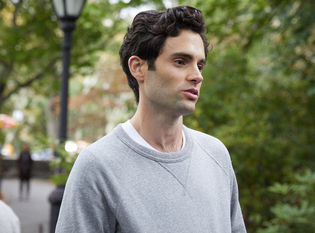 6 Times Penn Badgley Was Here to Remind Us Not to Fall in Love With You's Joe
