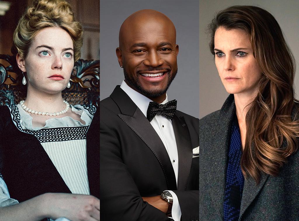 Emma Stone, Taye Diggs, Keri Russell, 2019 Critics Choice Awards