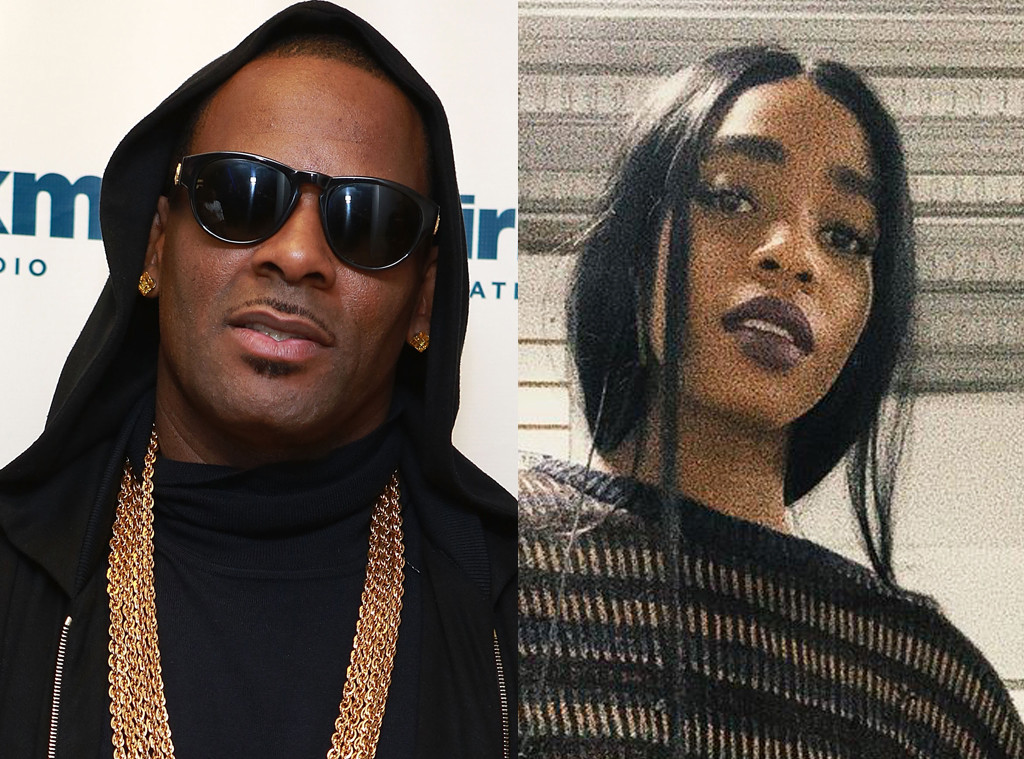 Image result for r kelly and daughter