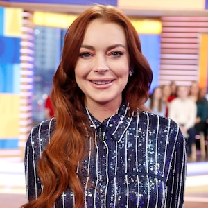 Lindsay Lohan, Good Morning America