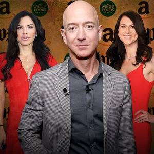 Inside Jeff Bezos' Mysterious Private World
