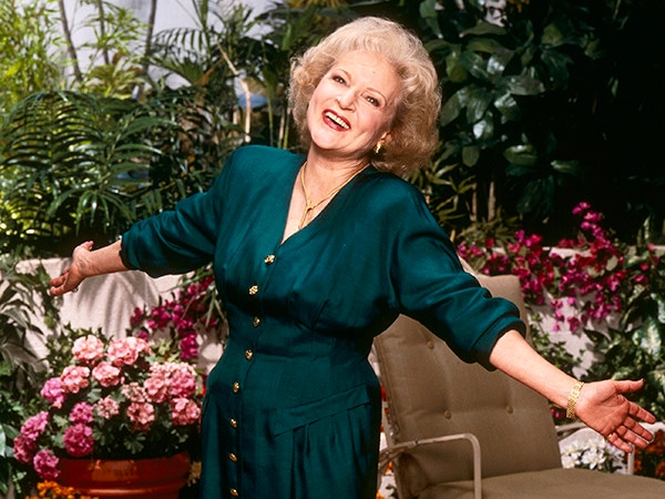 """Betty White """"Waiting for Robert Redford to Call"""" on Her 97th Birthday"""