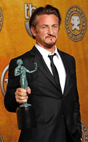Sean Penn, 2009 SAG Awards