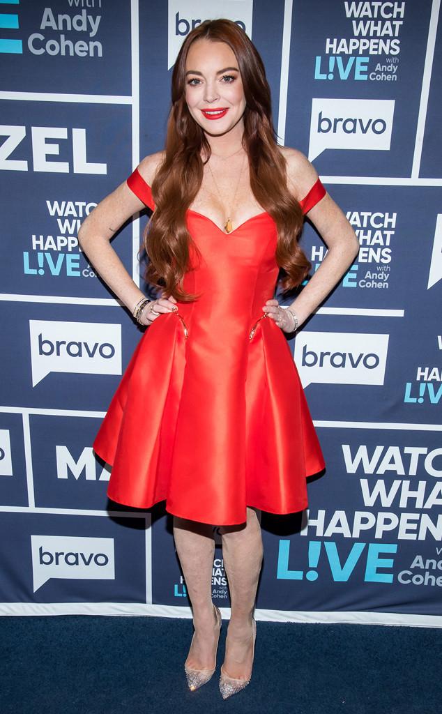 Lindsay Lohan Joins Australia's Version of The Masked Singer