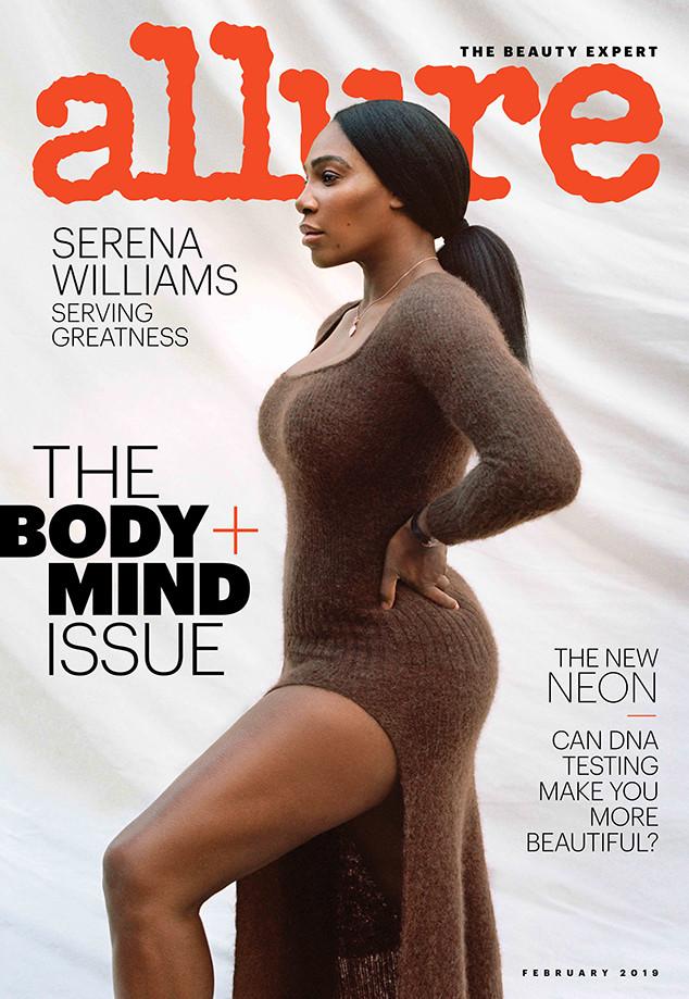 Serena Williams, Allure