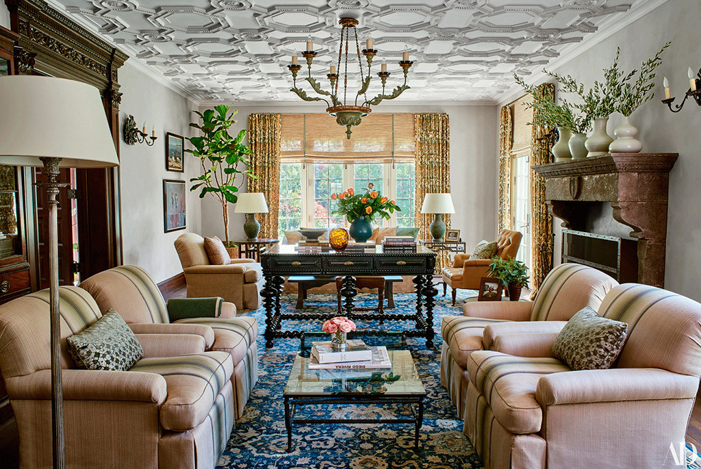 Shonda Rhimes, Architectural Digest