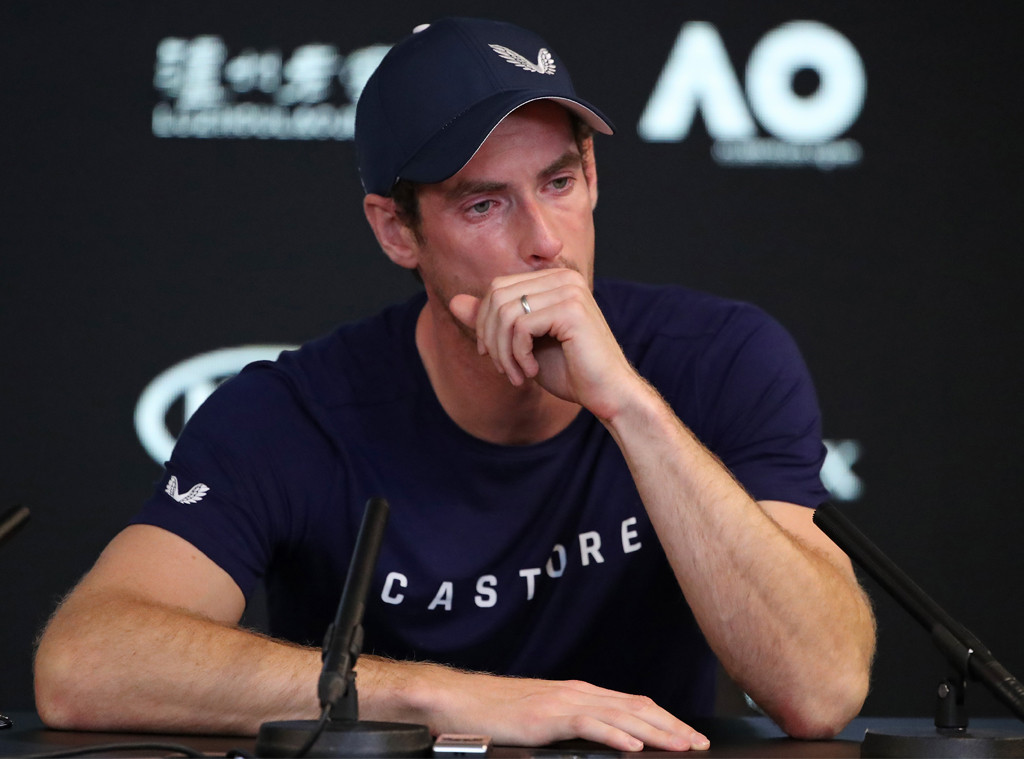 Andy Murray, Press Conference