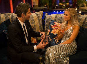 Arie Luyendyk, Lauren Burnham, The Bachelor
