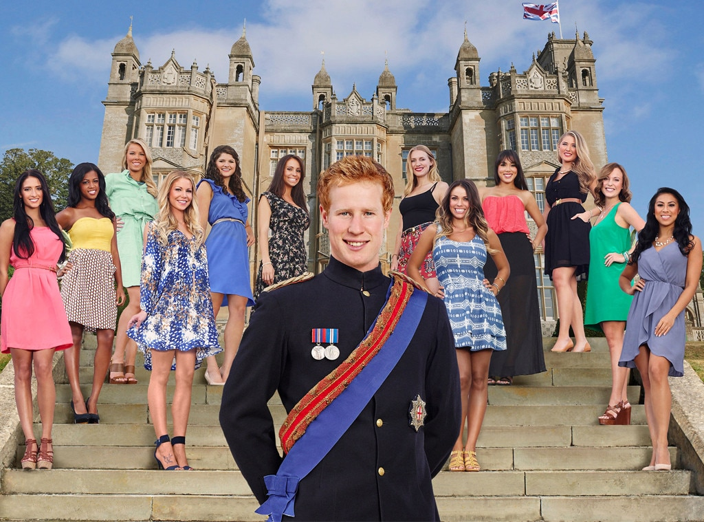 "I Wanna Marry ""Harry""  (Fox) -  Somehow, this 2014 Fox series duped a bunch of women into thinking Prince Harry would go on a dating show to find a match, though all the women were told they were just on a show called  Dream Date , and they initially only knew the guy as ""Sir."" The women started to guess it was Prince Harry based on the looks, and then were eventually told it was Prince Harry, but it was actually a look-alike named Matthew Hicks."