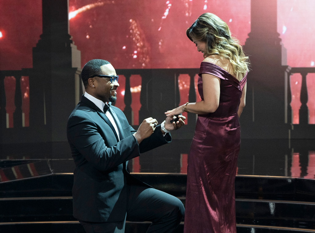 "The Proposal  (ABC) -  It's like  The Bachelor  on some serious drugs. One mysterious, unseen man or woman ""dates"" a bunch of women or men over the course of one TV episode taping."