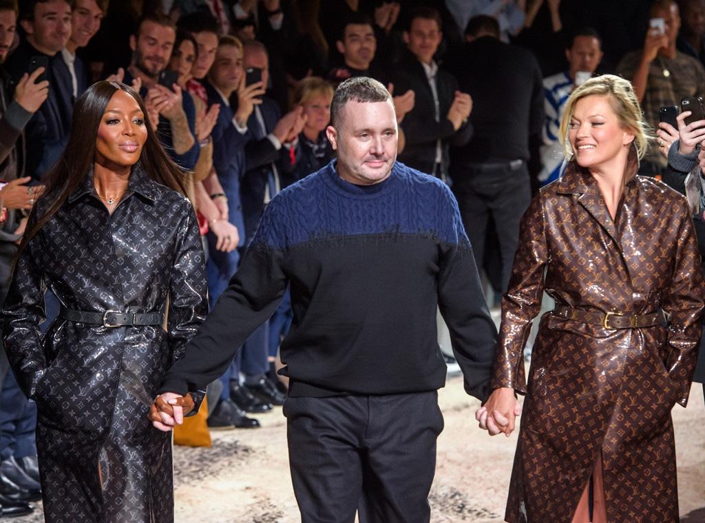 Naomi Campbell, Kim Jones, Kate Moss, Paris Fashion Week 2018, Craziest Fashion Week Moments