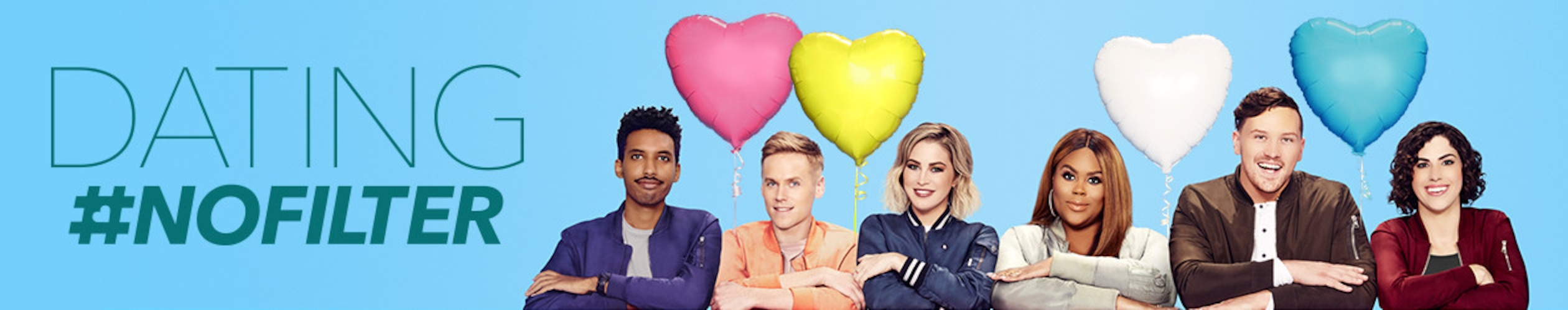 Dating #NoFilter Tune-In Banner