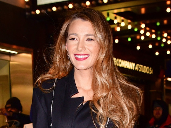 Blake Lively Deletes All Her Instagram Posts Except For One