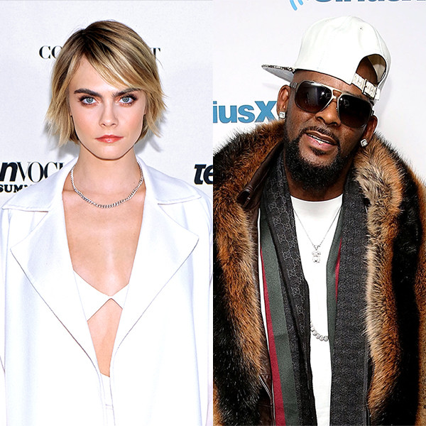 Cara Delevingne Says She Lost 50,000 Followers After Denouncing R. Kelly