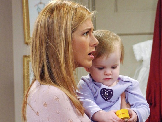 OMG! The Twins From <i>Us</i> Played Ross and Rachel's <i>Friends</i> Daughter