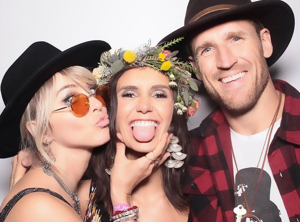 Nina Dobrevs Star Studded 30th Birthday Party Was The Ultimate Pre Game For Coachella